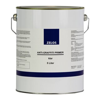 ZELOS ANTI-GRAFFITI PRIMER klar 5L